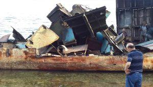 Oktay Metal Hurda Geri Dönüşüm Tekirdağ | Hurda Alımı | Fabrika Bozumu | Gemi Bozumu | Bina Yıkımı | 2. El Alım-Satım | Çıkma Parça | Kalorifer Kazan Bozumu